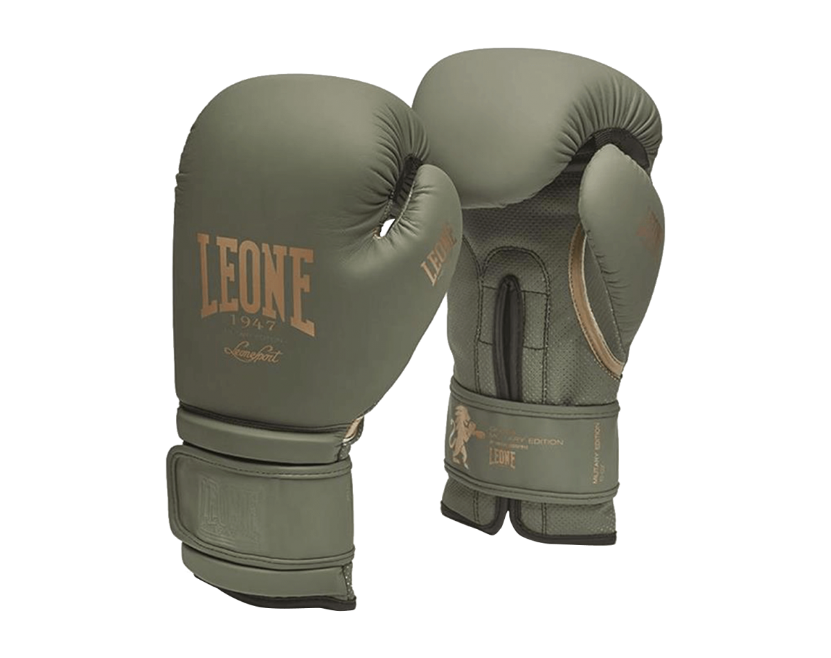 Leone Military Edition Boxing Gloves