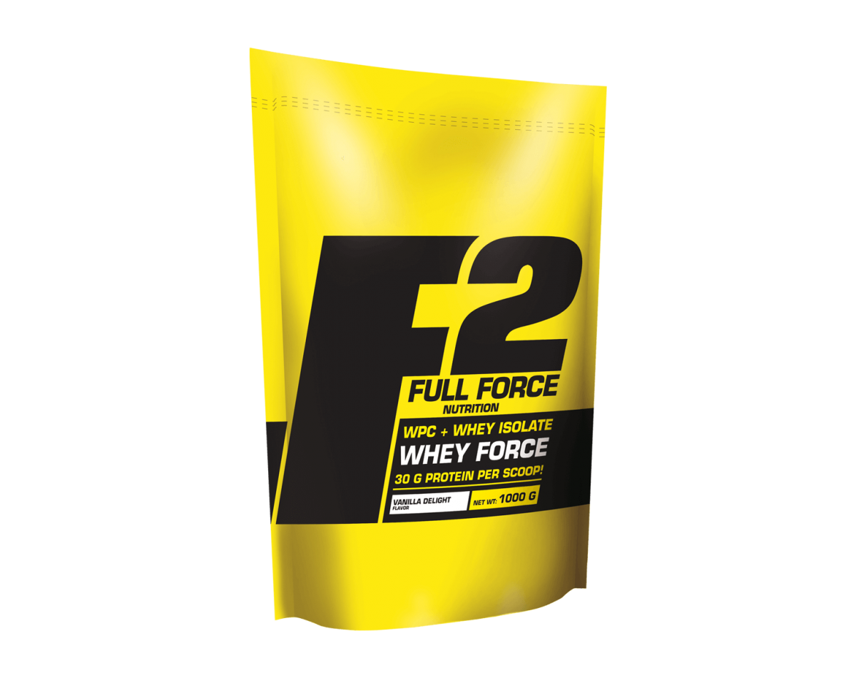Full Force Nutrition Whey Force 1000g
