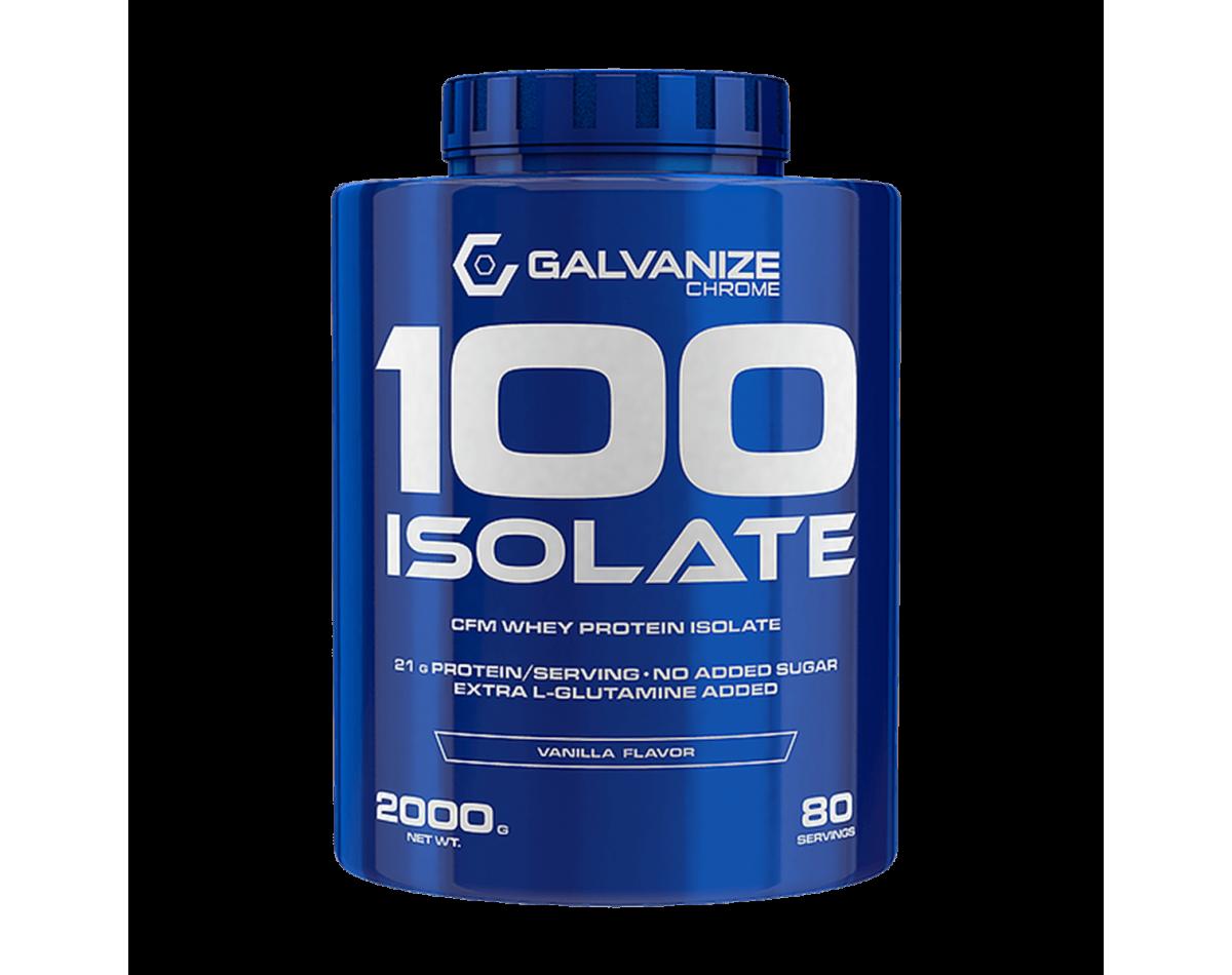 Galvanize Nutrition Chrome 100 Isolate 2000g