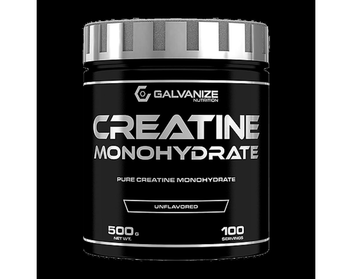 Galvanize Nutrition Creatine Monohydrate 500g