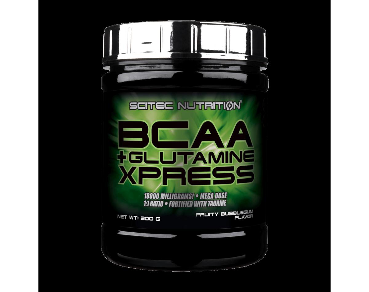 Scitec Nutrition BCAA + Glutamine Xpress 300g