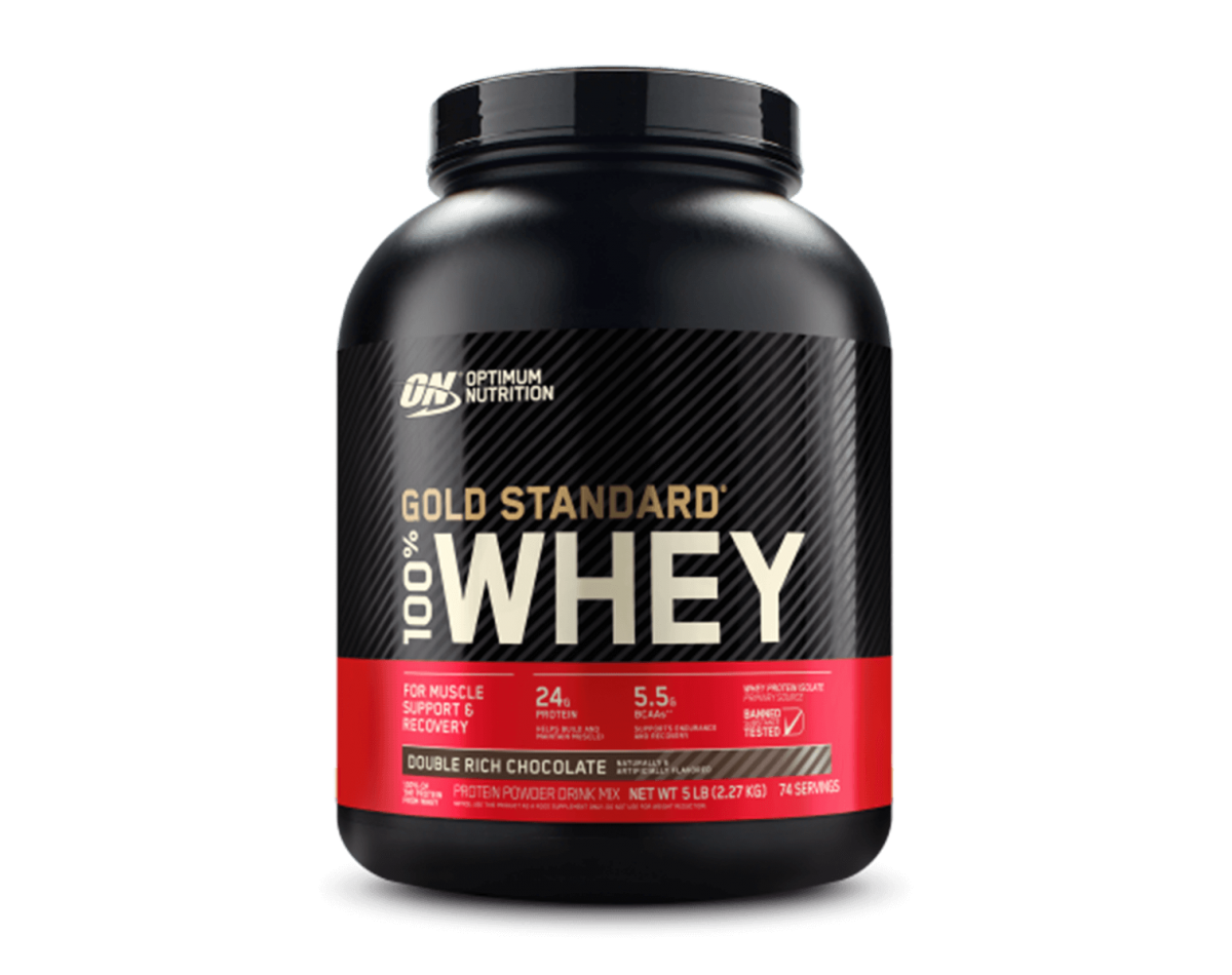 ON - Optimum Nutrition 100% Whey Gold Standard 2273g